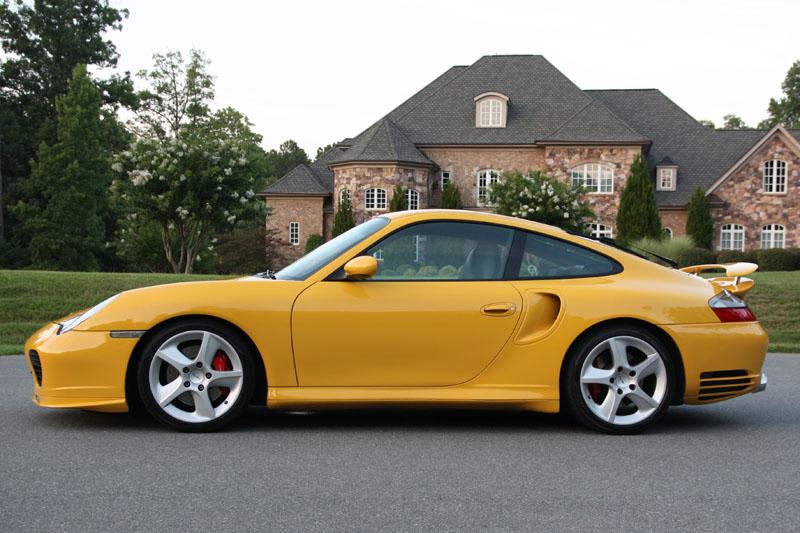 2004 Porsche 911 Turbo X50 - $49,000 - Rennlist - Porsche Discussion